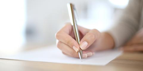 Funeral Planning Tips: 3 Essential Elements in Writing an Obituary, Cincinnati, Ohio