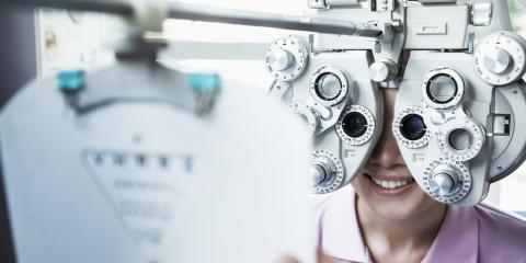 Why Is It Important to Have Regular Vision Care Exams?, High Point, North Carolina