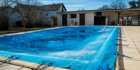 3 Steps to Close an In-Ground Pool for Winter, Troy, Missouri