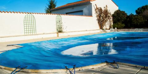 Advantages and disadvantages of the 3 types of inground for Local swimming pool companies