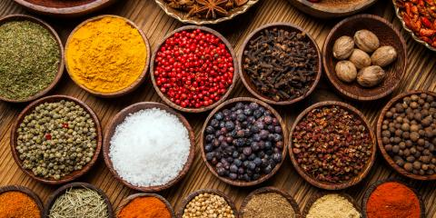3 Essential Spices for Preparing Indian Food, Manhattan, New York