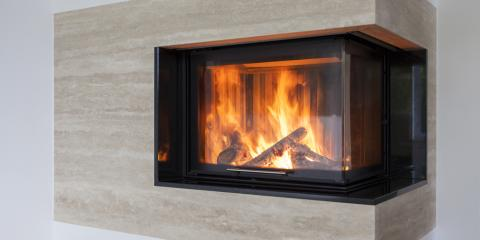 What Are Gas Fireplace Logs & How Do They Work?, Lexington-Fayette Northeast, Kentucky