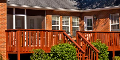 3 Deck Ideas From Cadet's Best Deck Contractor, Union, Missouri