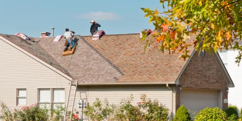 How to Tell If Your Roof Has Hail Damage, Kearney, Nebraska