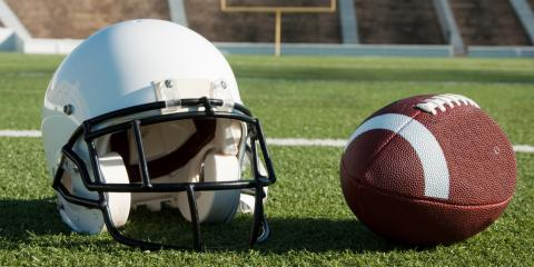 A Sports Gear Guide to Football Helmets & Why They're Important, Lake St. Louis, Missouri