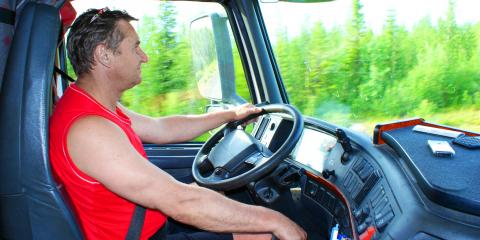 How to Stay Alert During Trucking Shifts, West Plains, Missouri