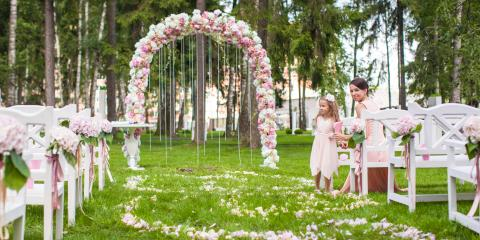 4 Reasons to Use Flowers asEvent Decorations, ,