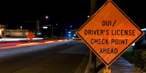 DUI Attorney Explains What You Need to Know About Checkpoints, Cincinnati, Ohio