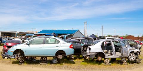 A Guide to Selling Cars to Salvage Yards, Union, Ohio