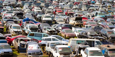 A Guide to Salvage Yards & Their Benefits, San Marcos, Texas