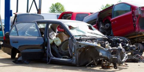 Learn How Auto Salvage Works, Carroll, Iowa