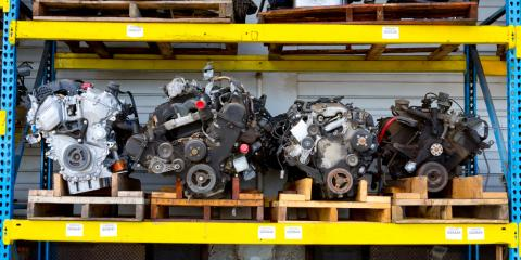 Do-It-Yourself Car Repairs With Used Auto Parts, Thomasville, North Carolina