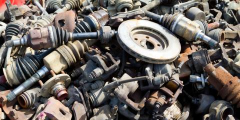 4 Parts to Buy at Great Rates From Salvage Yards, Anchorage, Alaska