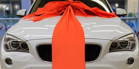 3 Easy Steps to Gifting a Car, From Stamford's Best Used Car Dealership, Stamford, Connecticut