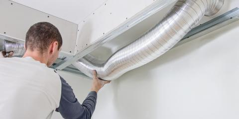 3 Reasons to Schedule Regular Air Duct Cleaning, Erlanger, Kentucky