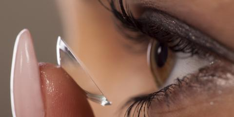 Why It's Important to Clean Contact Lenses Correctly, Greensboro, North Carolina