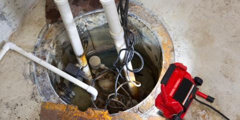 A Brief History of the Sump Pump, Baltimore, Maryland