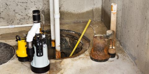 Heavy Rain & Sump Pumps: A Guide to Common Problems & Solutions , Baltimore, Maryland