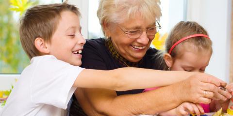 4 Fun Activities to Do When Your Grandchildren Visit, Northwest Travis, Texas