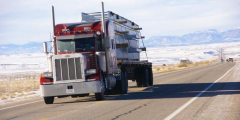 How Does Cold Weather Affect Semi Truck Parts?, Fairbanks, Alaska