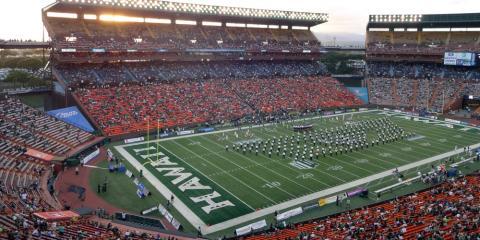 Hawaii's Top Credit Union Now Has Naming Rights to Aloha Stadium's Field, Ewa, Hawaii