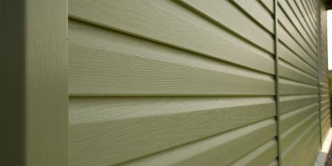 4 Common Home Siding Questions Answered, Lincoln, Nebraska