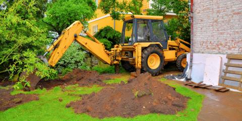 3 Safety Hazards Associated With Excavation, Kalispell, Montana