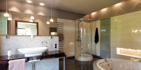 3 Gorgeous & Functional Bathroom Design Lighting Ideas, Wilton, California