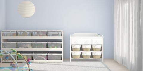3 Storage Ideas for Decluttering Your Kid's Room, Covington, Kentucky