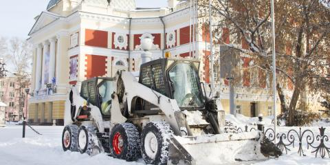 3 Benefits of Professional Snow Removal Services, Buffalo, Pennsylvania
