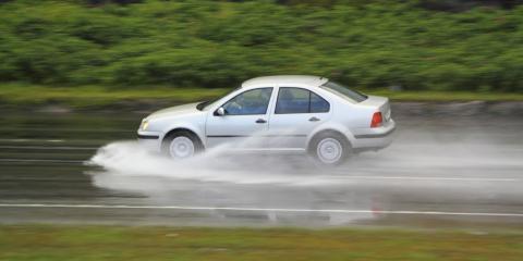 3 Defensive Driving Tips for Bad Weather, Wapakoneta, Ohio