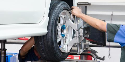 3 Signs You Need to Visit Your Auto Repair Shop for Tire Balancing, Poulsbo, Washington