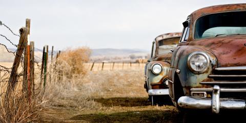 What Causes Cars to Rust? , Texarkana, Texas