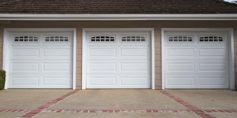 Top 3 Reasons Your Garage Door Won't Close, Maui County, Hawaii