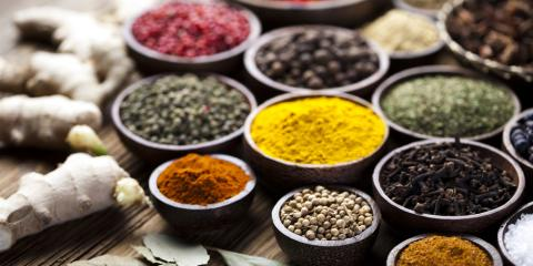 3 Delicious Spices Featured in Greek Foods, New York, New York