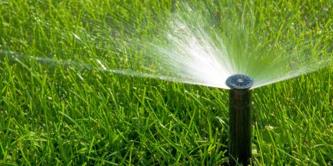 Why a Professional Sprinkler Installation Will Save You Time & Money, Pittsford, New York