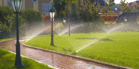 4 FAQ About Installing Lawn Sprinklers, Lincoln, Nebraska