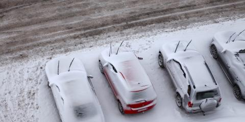 How to Prepare Your Business Parking Lot for the Winter, Nicholasville, Kentucky