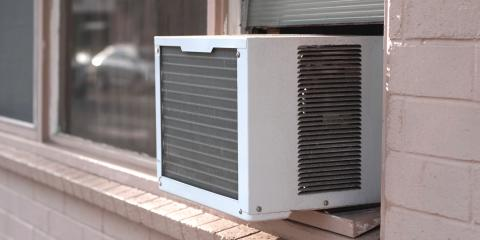 3 Ways to Improve Your Window Air Conditioner's Efficiency, Columbia, Illinois