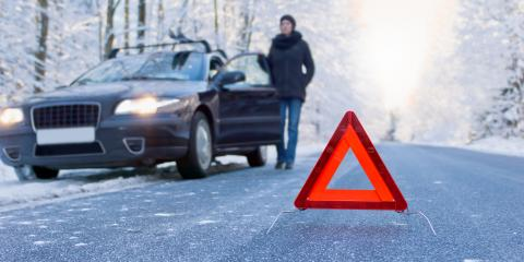 3 Common Winter Auto Repair Issues, Cuyahoga Falls, Ohio