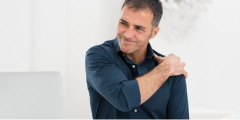 4 Ways to Avoid Shoulder Pain at Work, Rochester, New York