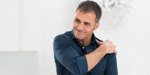 How Can Chiropractic Care Offer Pain Relief for the Neck & Shoulder?, Florence, Kentucky