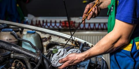 Why Are Oil Changes So Important?, High Point, North Carolina