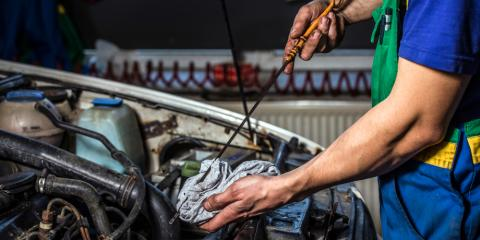 A Brief Overview of an Oil Change, North Madison, Ohio
