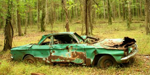 3 Reasons Why You Should Sell Your Junk Car To A Salvage Yard