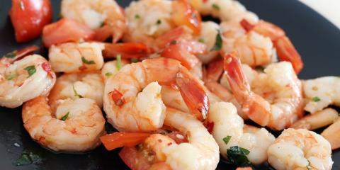 What Is the Difference Between Shrimp & Crawfish?, Manhattan, New York