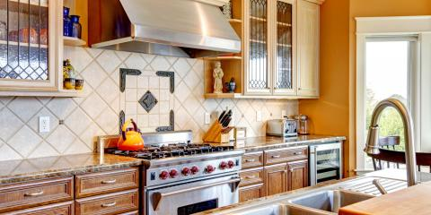 4 Backsplash Options for Your Kitchen Remodeling Project, Lincoln, Nebraska