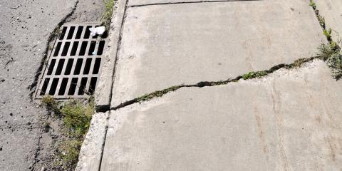 Should You Repair or Replace Your Concrete Sidewalk?, Lincoln, Nebraska