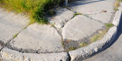 Contractor's Guide to Concrete Cracks, Windham, Connecticut