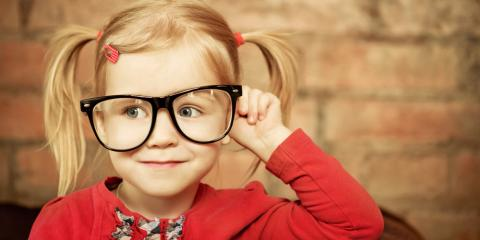 3 Reasons Why Vision Care Is Important for Children, Russellville, Arkansas